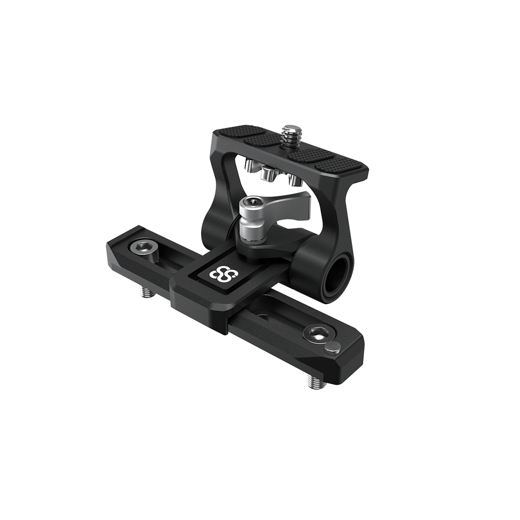 8Sinn Monitor Holder on NATO Rail + Safety NATO Rail 95mm - Viledge Online Store