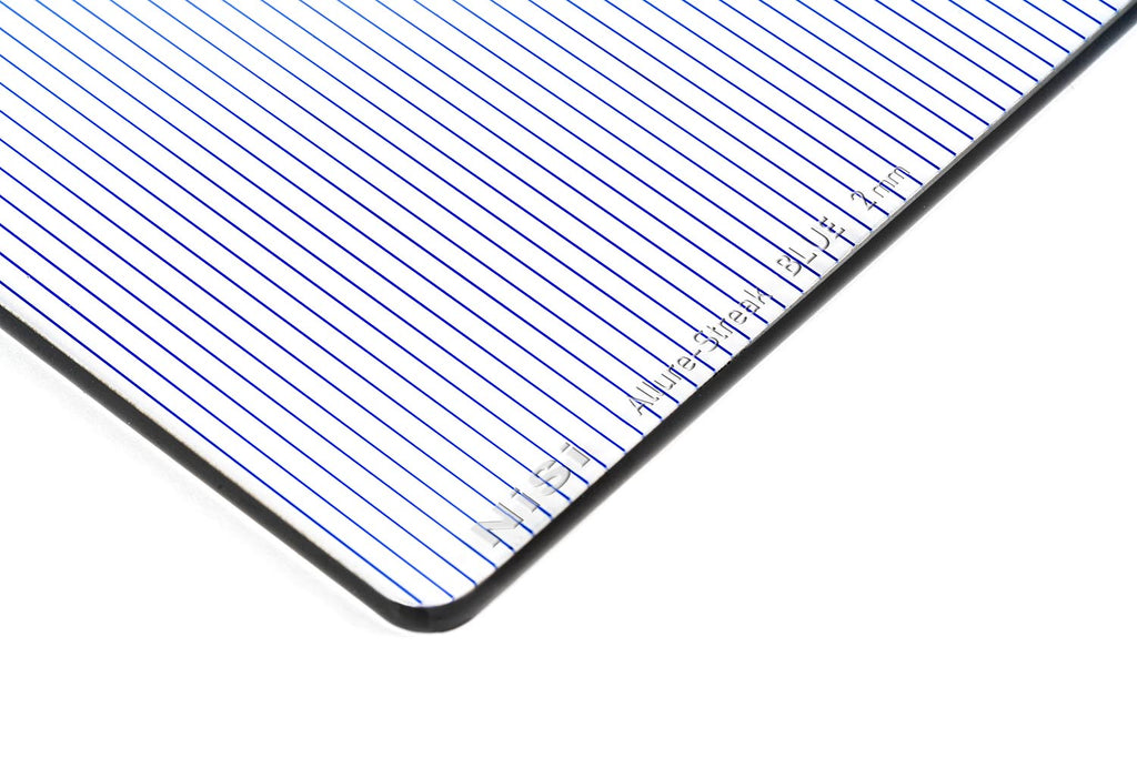"NiSi Allure-Streak BLUE 2mm【4""x5.65"" 】 - Viledge Online Store"