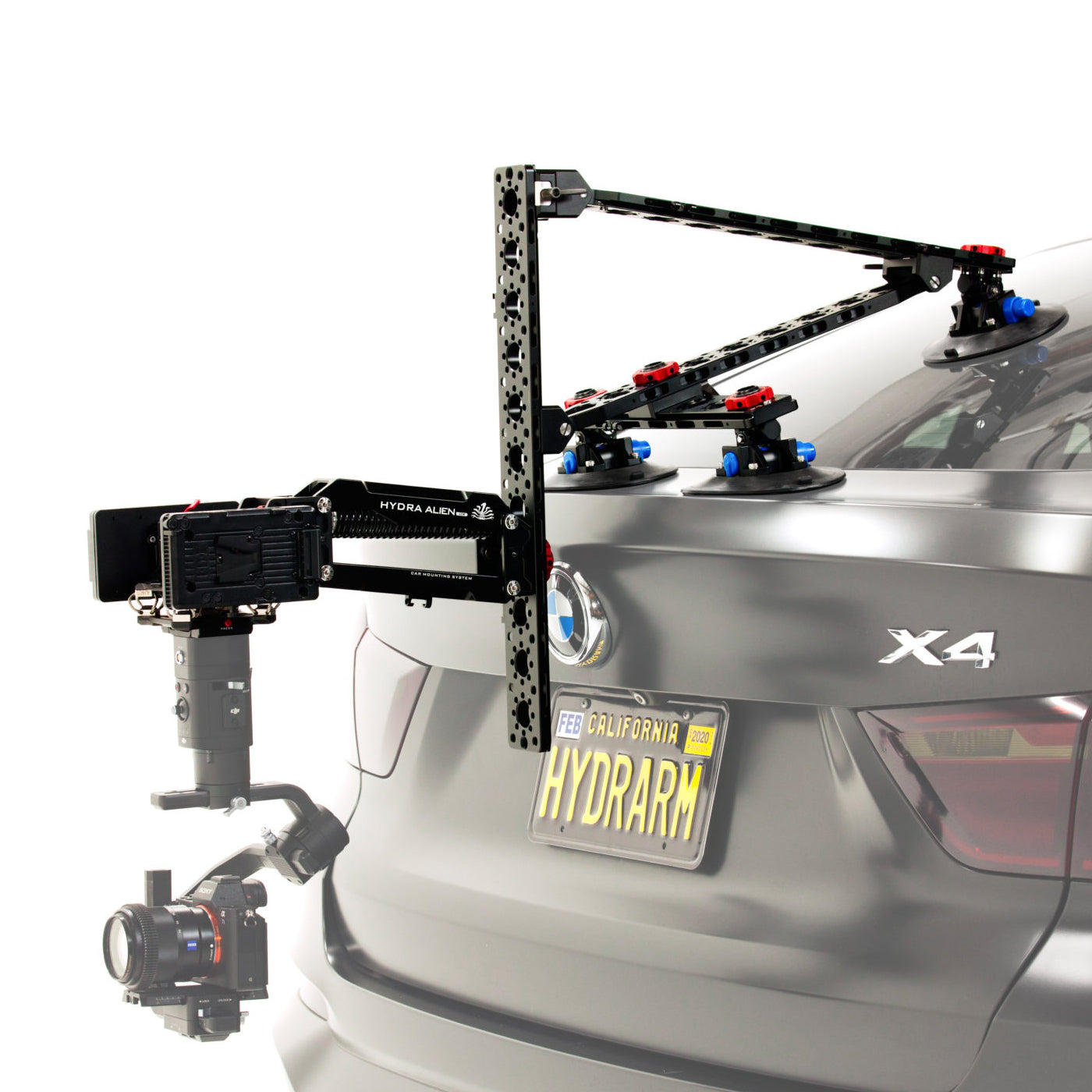 TILTA|Hydra Alien Car Mounting System - V-Mount(for DJI RS2)