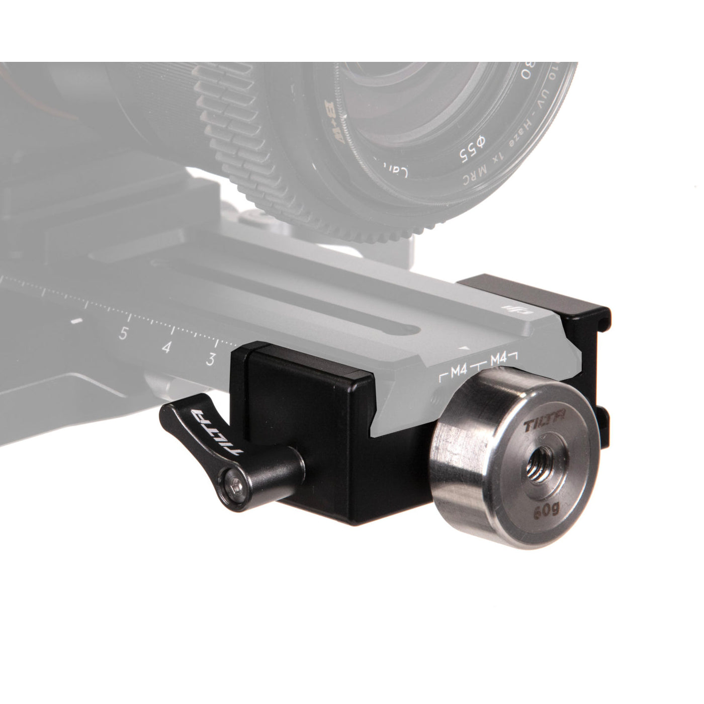 TILTA|Quick Release Baseplate Counterweight Adapter(for DJI RS2) - Viledge Online Store