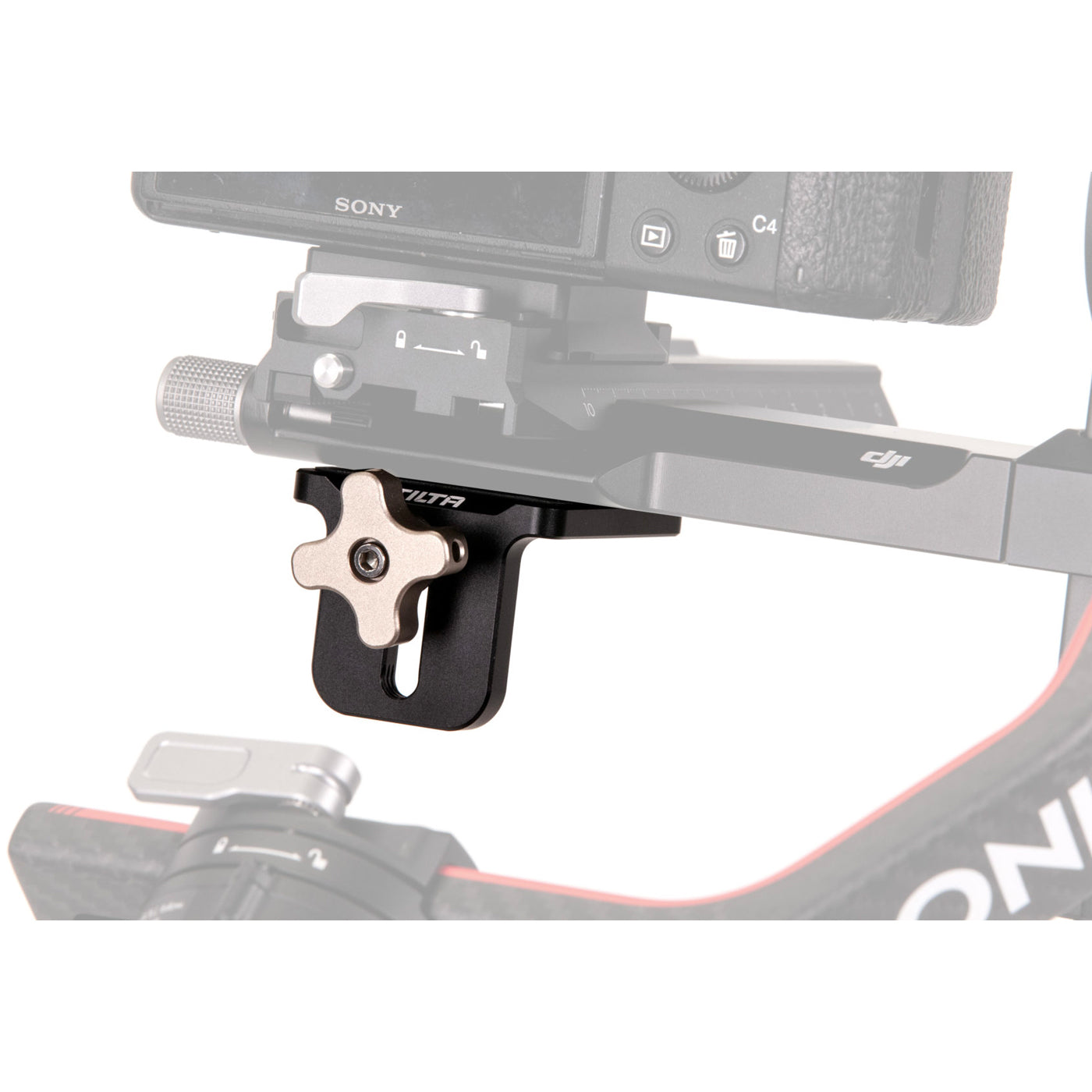 TILTA|Wireless Video Mounting Bracket(for DJI RS2)