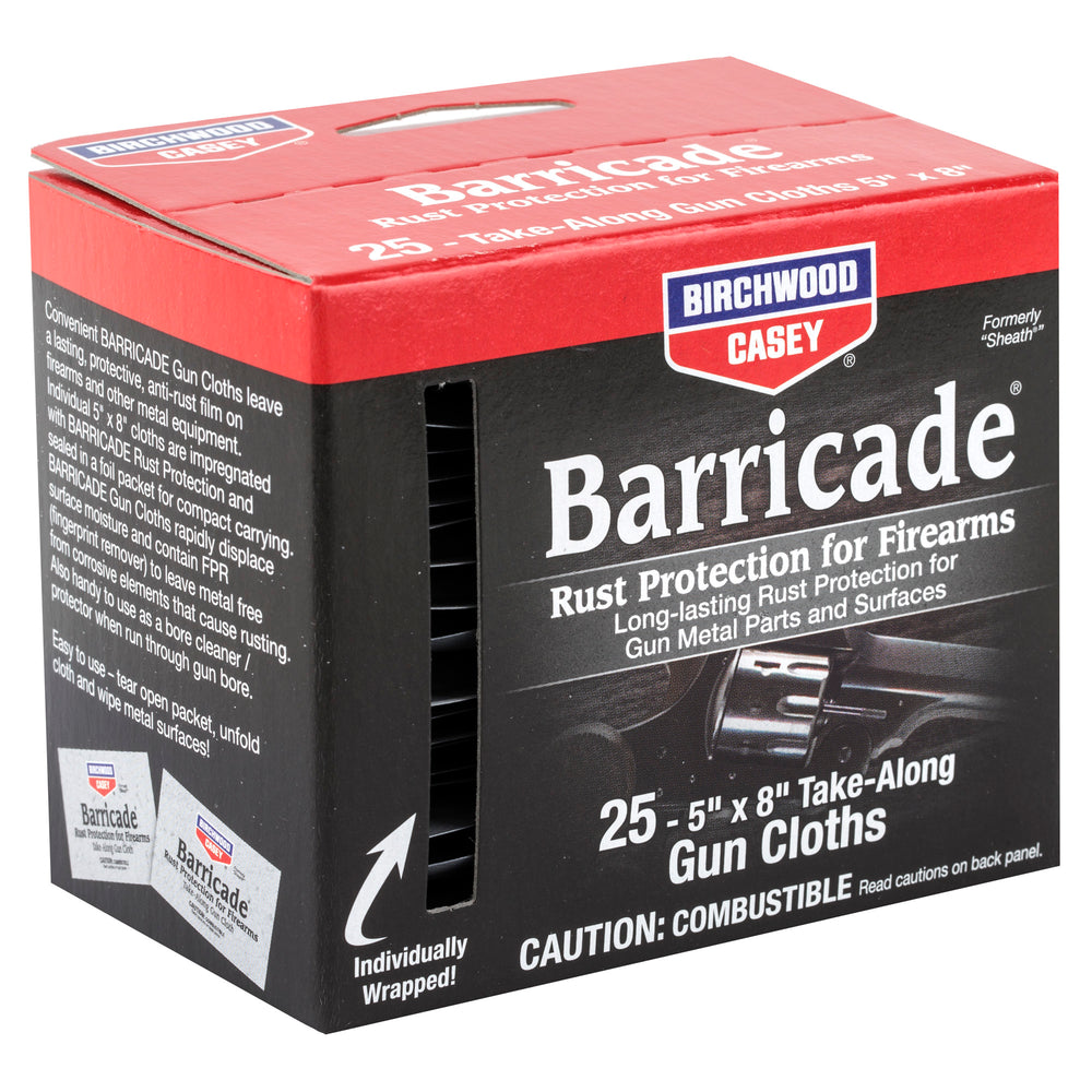 B-c Barricade Take Alongs 25 Wipes