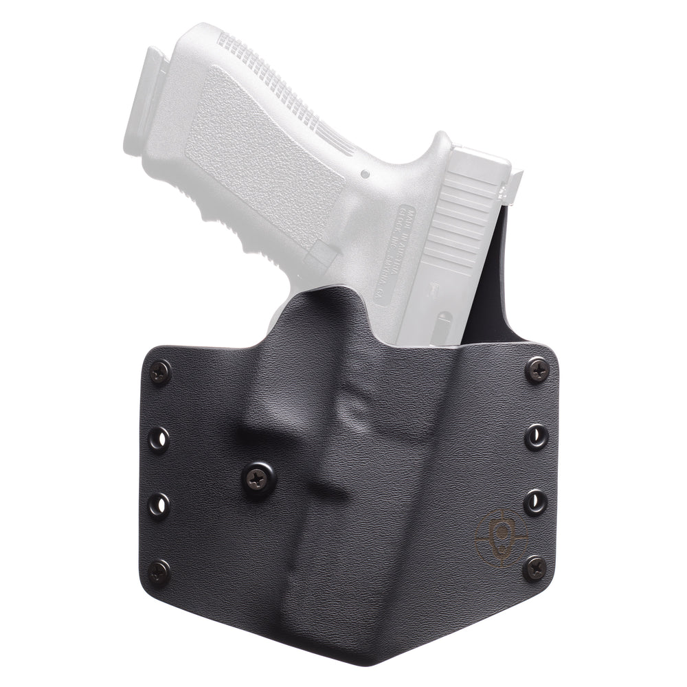 Blackpoint 100119 Standard Compatible With Glock 17/22 Kydex Black