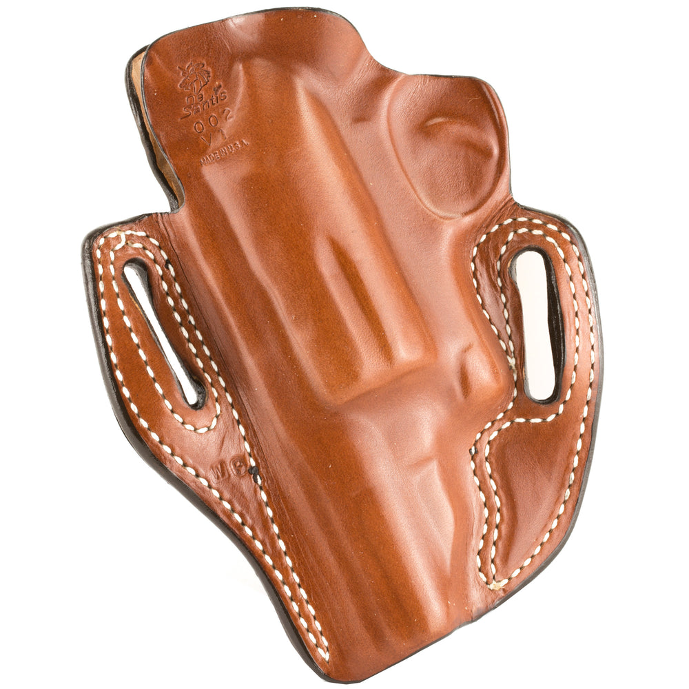 Desantis Speed Scabbard Holster Fits 2 3/4-Inch S&W Governor, Right Hand, Tan