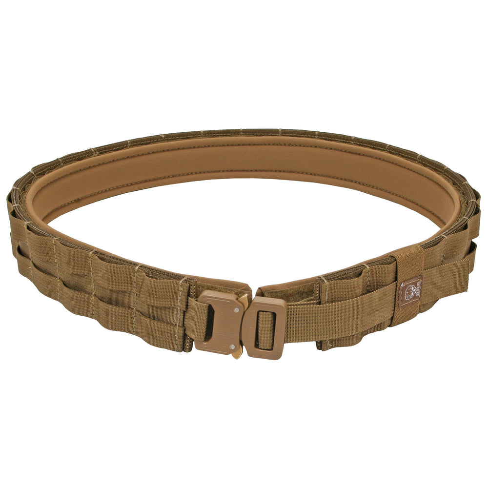 Grey Ghost Gear 7011-14 Ugf Battle Mens S 34-36 Coyote Padded Tactical Belt