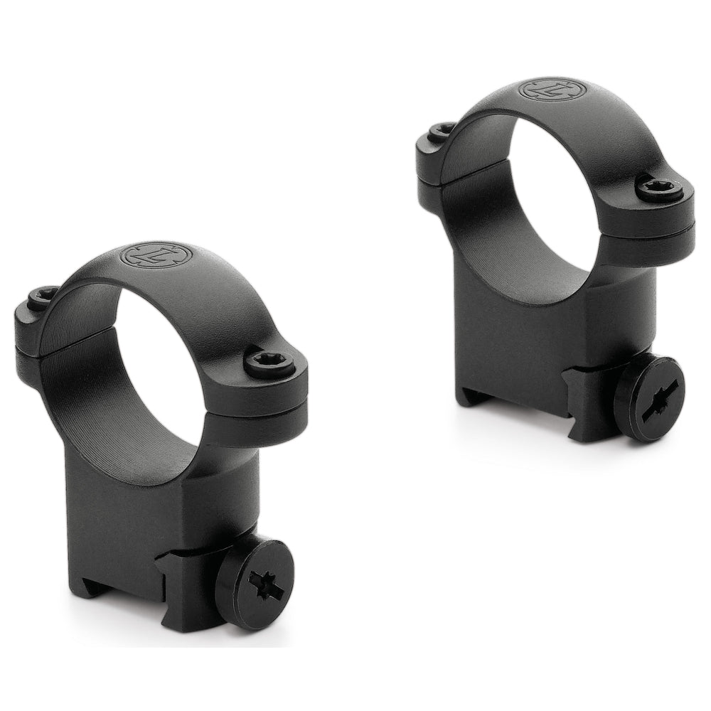 Leupold Ringmounts Scope Rings For Sako Firearms 30mm Medium Matte Black - 51036