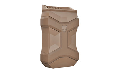 Pitbull Tactical Universal Mag Carrier 9Mm-45Acp Single Or Double Stack Umc02Fde
