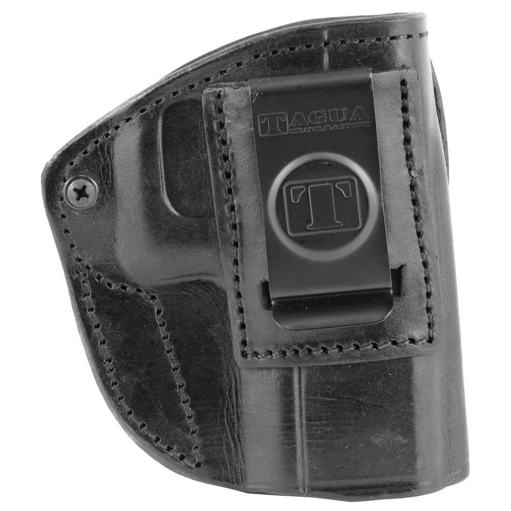 Tagua Iph4300 4 In 1 Inside The Pant Glock 17/22/31 Steerhide Black (Inside/Outside/Cross/Back)