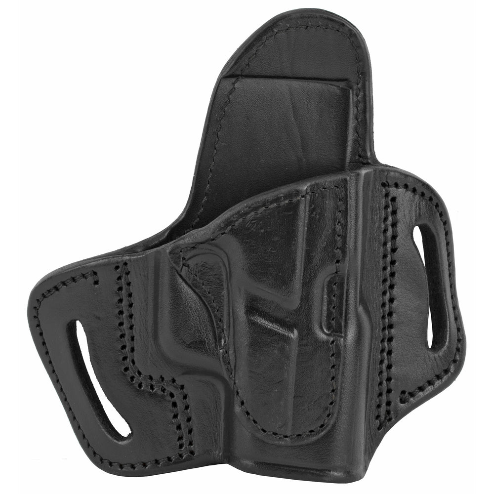 Tagua Tx-Ep-Bh2-355 Fort 1836 Black Glock 43 Belt Conceal Carry Ccw Holster
