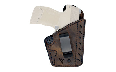 Versacarry Vc Comfort Holster Iwb, Kydex/Leather, Right Hand, Compact/: Cfd21111