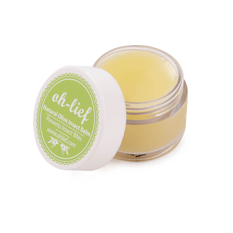 OH-LIEF NATURAL OLIVE OUTDOOR BALM MINI - 10ML
