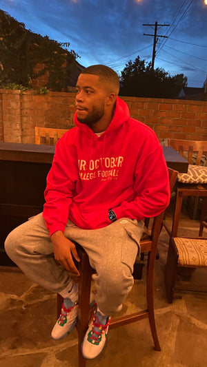 Khalil Tate Mr. October Hoodie