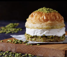 Load image into Gallery viewer, Baklava Burger