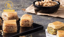 Load image into Gallery viewer, Gluten Free Baklava with Pistachio