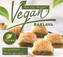 Load image into Gallery viewer, Vegan Baklava with Pistachio