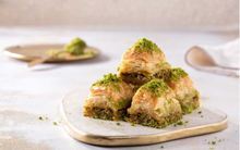 Load image into Gallery viewer, long-lasting-Pistachio-baklava