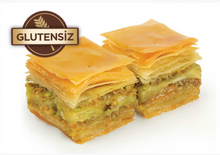 Load image into Gallery viewer, gluten-free-pistachio-baklava