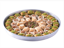 Load image into Gallery viewer, Special Pistachio and Walnut Baklavas In Tray