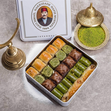Load image into Gallery viewer, Baklava Assortment | S Metal Box