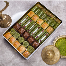 Load image into Gallery viewer, Premium Baklava Assortment | L Metal Box