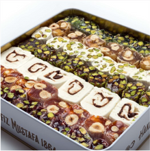 Load image into Gallery viewer, Mixed Turkish Delight (1.1 Kg)