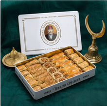Load image into Gallery viewer, Walnut Baklava Assortment | M Metal Box