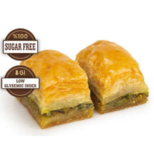 Load image into Gallery viewer, Diabak (%100 Sugar Free-Low Glycemic Index) with Pistachio