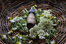 Load image into Gallery viewer, Elderflower & Chamomile Delicate Eye Oil