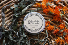 Load image into Gallery viewer, Calendula & Plantain Healing Balm -  Soothing, Calming & Nourishing