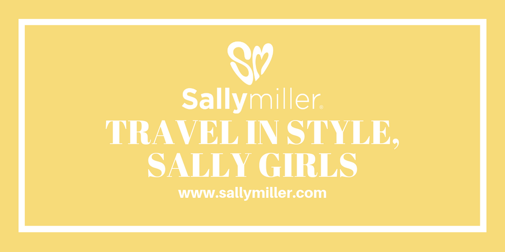 Travel in Style, Sally Girls! Sally Miller Blog Tween Juniors Fashion
