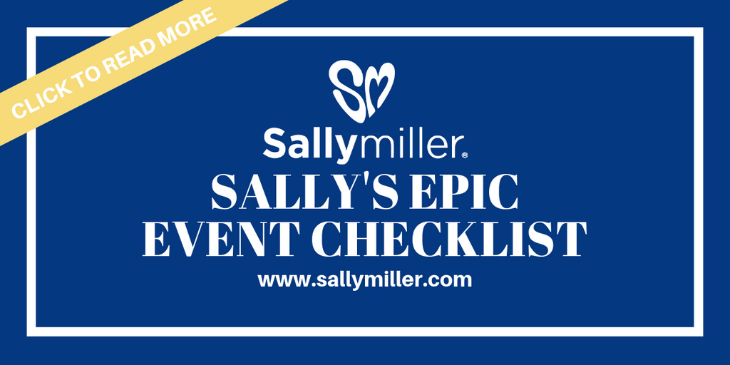 Sally Miller - Epic Event Checklist