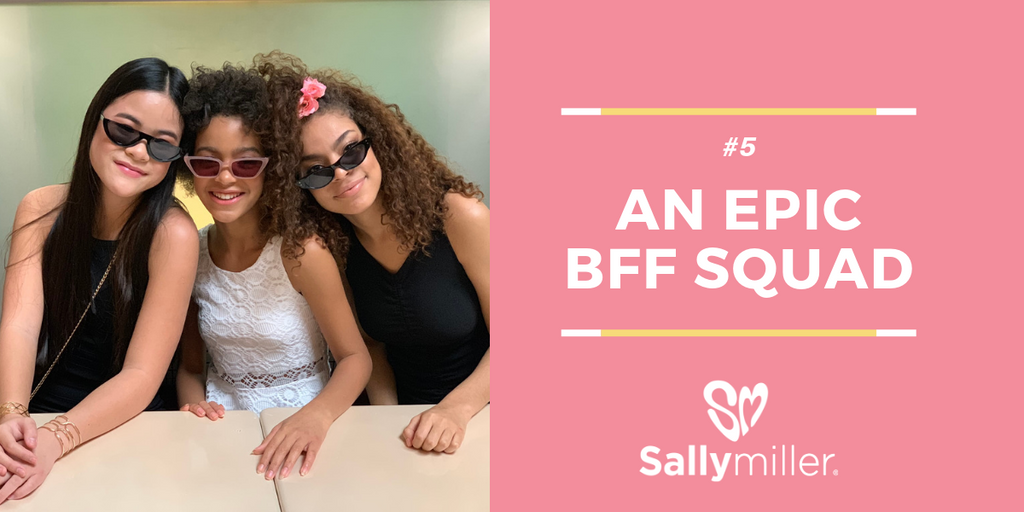 Sally Miller - Epic BFF Squad