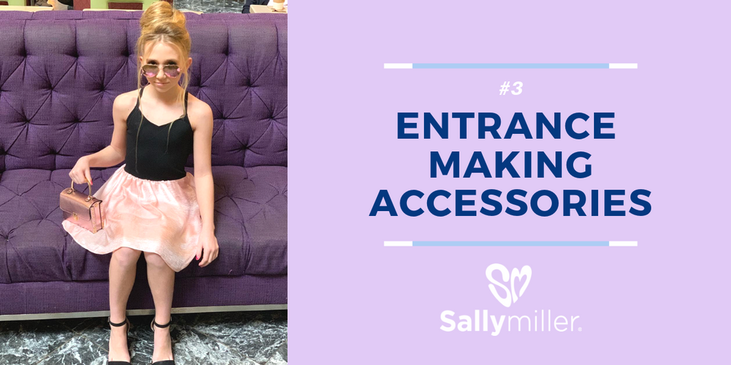 Sally Miller - Entrance Making Accessories