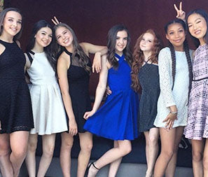 02d52dbf9d57d Sally Miller LA Celebrity Squad Kendall Vertes, Nikki Hahn, Lilia  Buckingham, Aubrey Miller, Francesca Capaldi, Kyla Drew,& Madison Hu at  Photoshoot in 2016