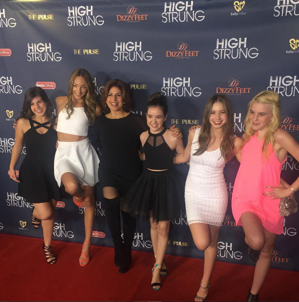 930cea11dd7c3 Sally Miller a sponsor of High Strung Movie Premiere with Lilly McDonnell,  Ava Cota, Aubrey Miller,Lilia Buckingham, and Avaree Jade all in Sally  Miller ...