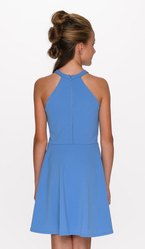 THE ROWAN DRESS - 2976
