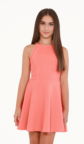THE LEAH DRESS