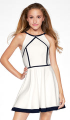 THE NEWPORT DRESS - Sallymiller.com - [variant title] - | Event & Party Dresses for Tween Girls & Juniors | Weddings Dresses, Bat Mitzvah Dresses, Sweet Sixteen Dresses, Graduation Dresses, Birthday Party Dresses, Bar Mitzvah Dresses, Cotillion Dresses