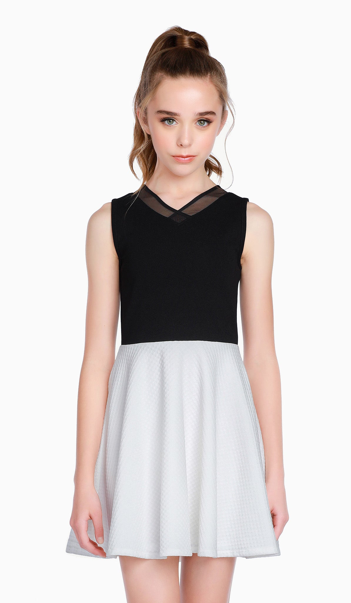 THE BECCA DRESS - Sallymiller.com - [variant title] - | Event & Party Dresses for Tween Girls & Juniors | Weddings Dresses, Bat Mitzvah Dresses, Sweet Sixteen Dresses, Graduation Dresses, Birthday Party Dresses, Bar Mitzvah Dresses, Cotillion Dresses