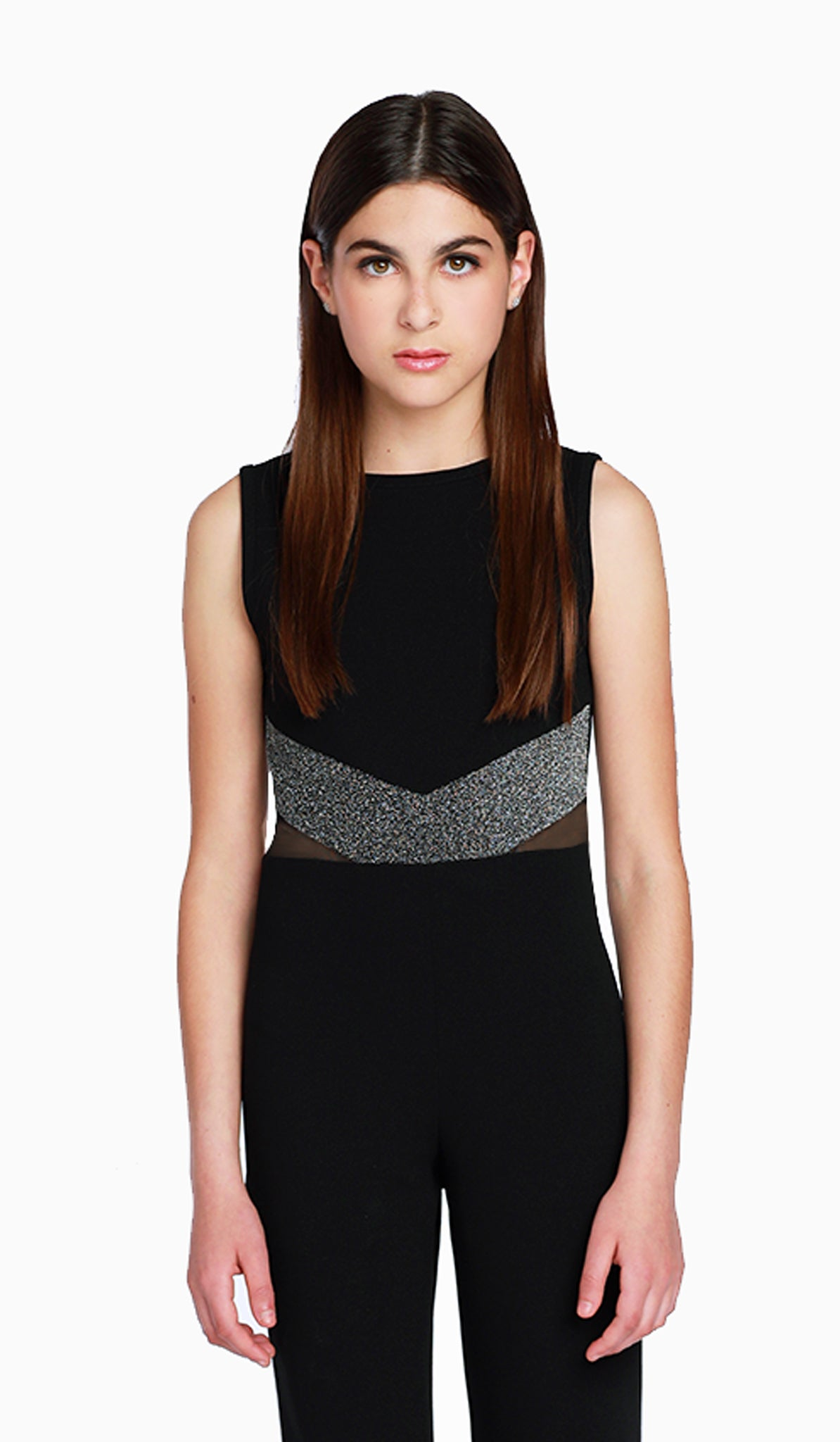 THE ALLIE JUMPSUIT - Sallymiller.com - [variant title] - | Event & Party Dresses for Tween Girls & Juniors | Weddings Dresses, Bat Mitzvah Dresses, Sweet Sixteen Dresses, Graduation Dresses, Birthday Party Dresses, Bar Mitzvah Dresses, Cotillion Dresses