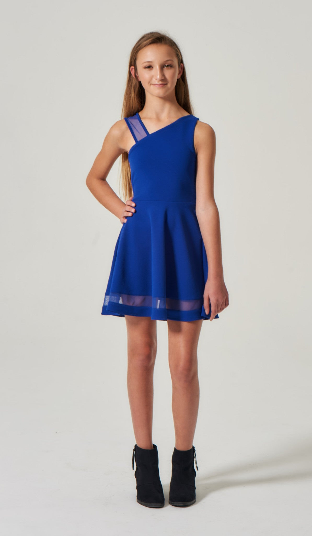 THE BIANCA DRESS -2954