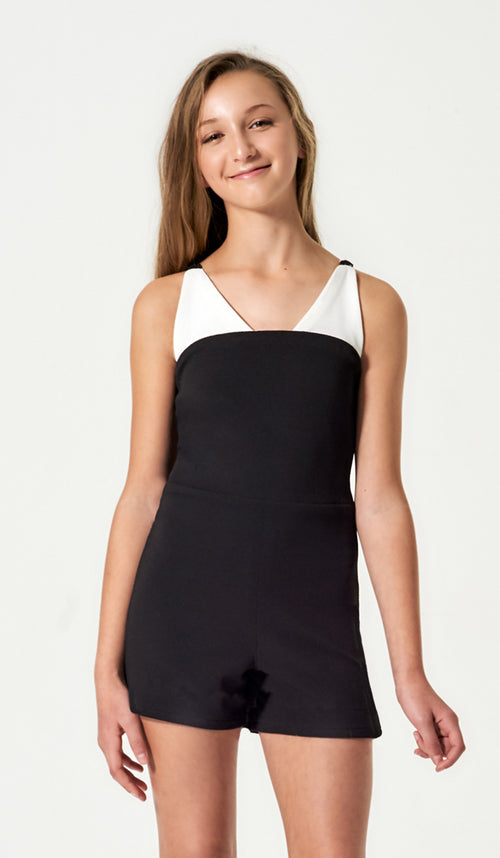 THE BROOKLYN ROMPER -2941