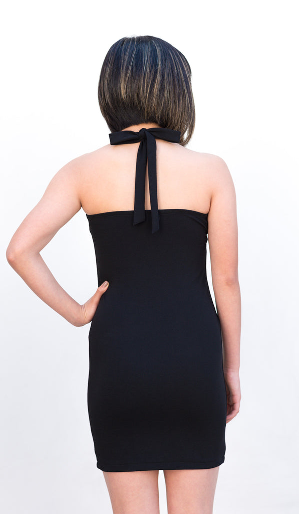 THE HALTER BODYCON -SMYC1135