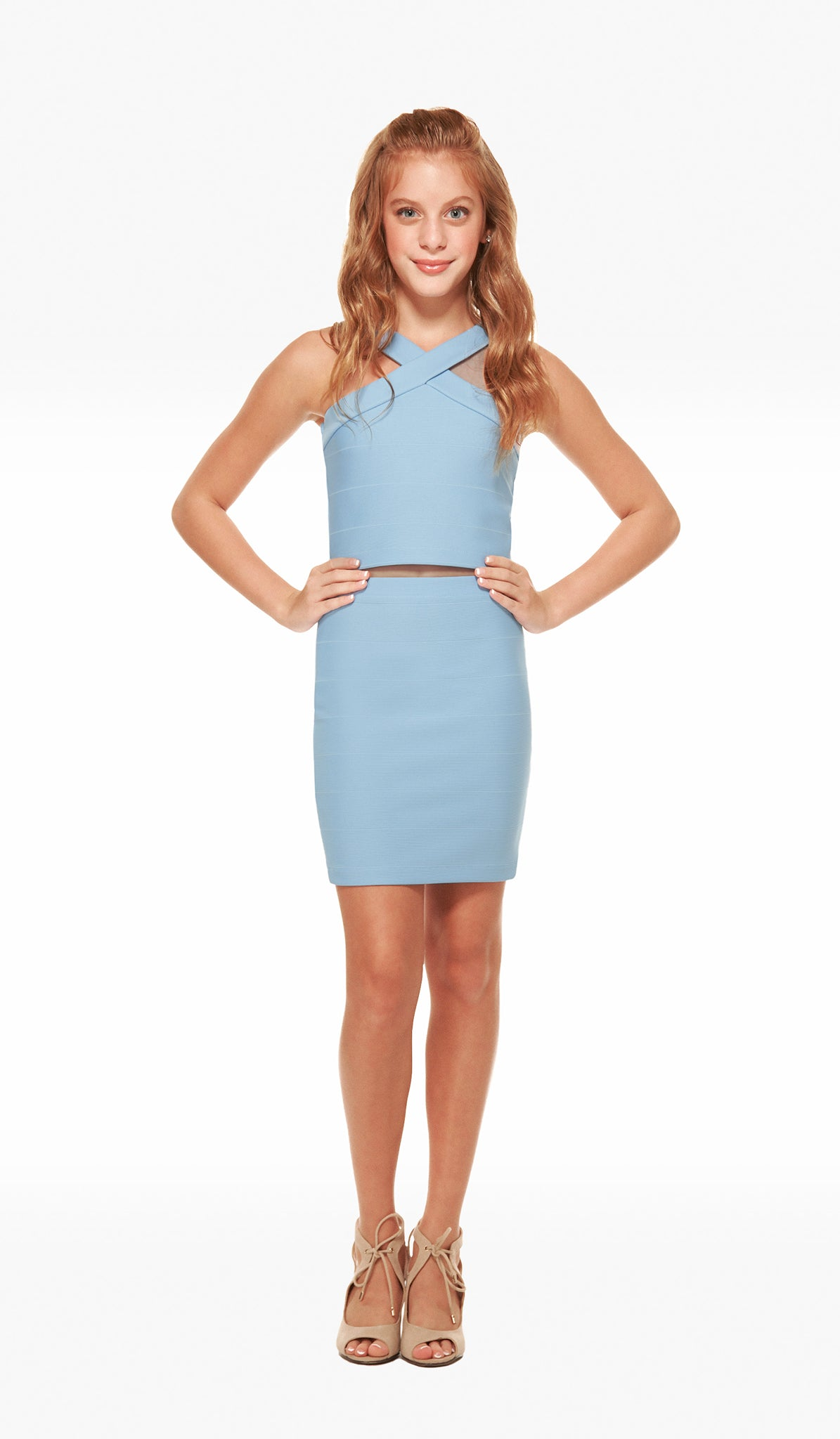 THE CARDI SET - Sallymiller.com - [variant title] - | Event & Party Dresses for Tween Girls & Juniors | Weddings Dresses, Bat Mitzvah Dresses, Sweet Sixteen Dresses, Graduation Dresses, Birthday Party Dresses, Bar Mitzvah Dresses, Cotillion Dresses