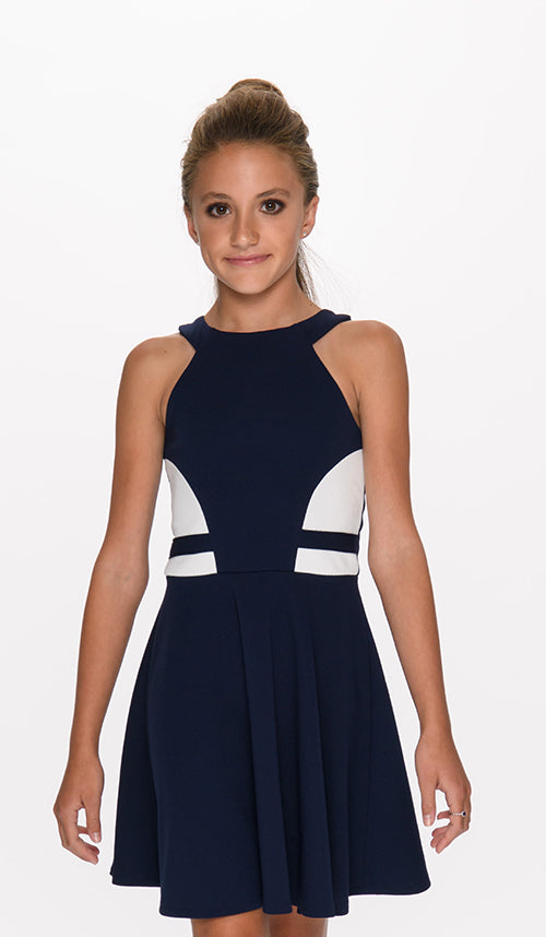 THE HALLE DRESS - 2971