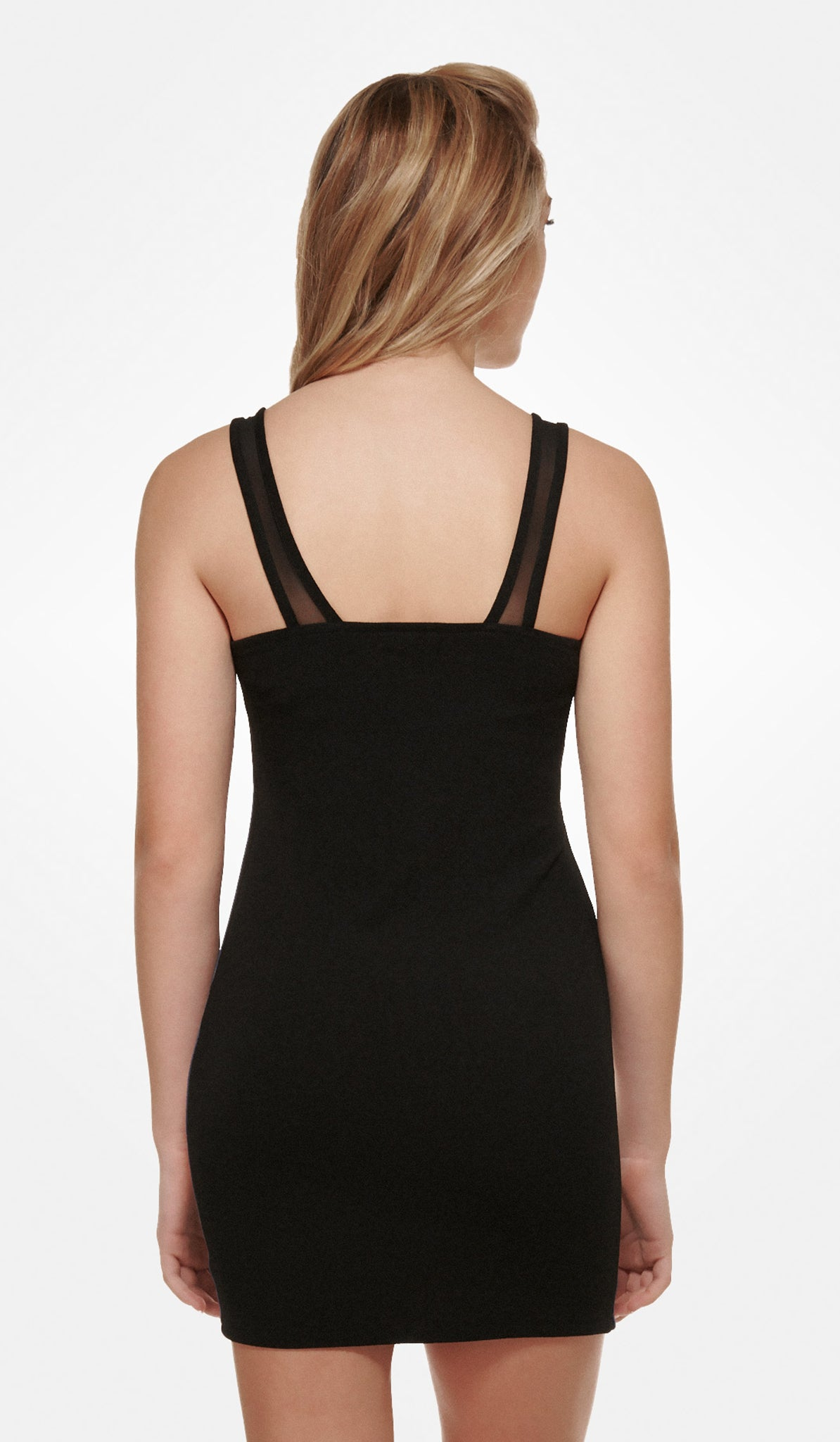 Sally Miller black bodycon dress