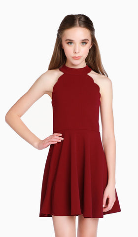 THE ZOEY DRESS