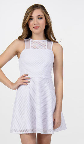 THE AVA DRESS (JUNIORS)