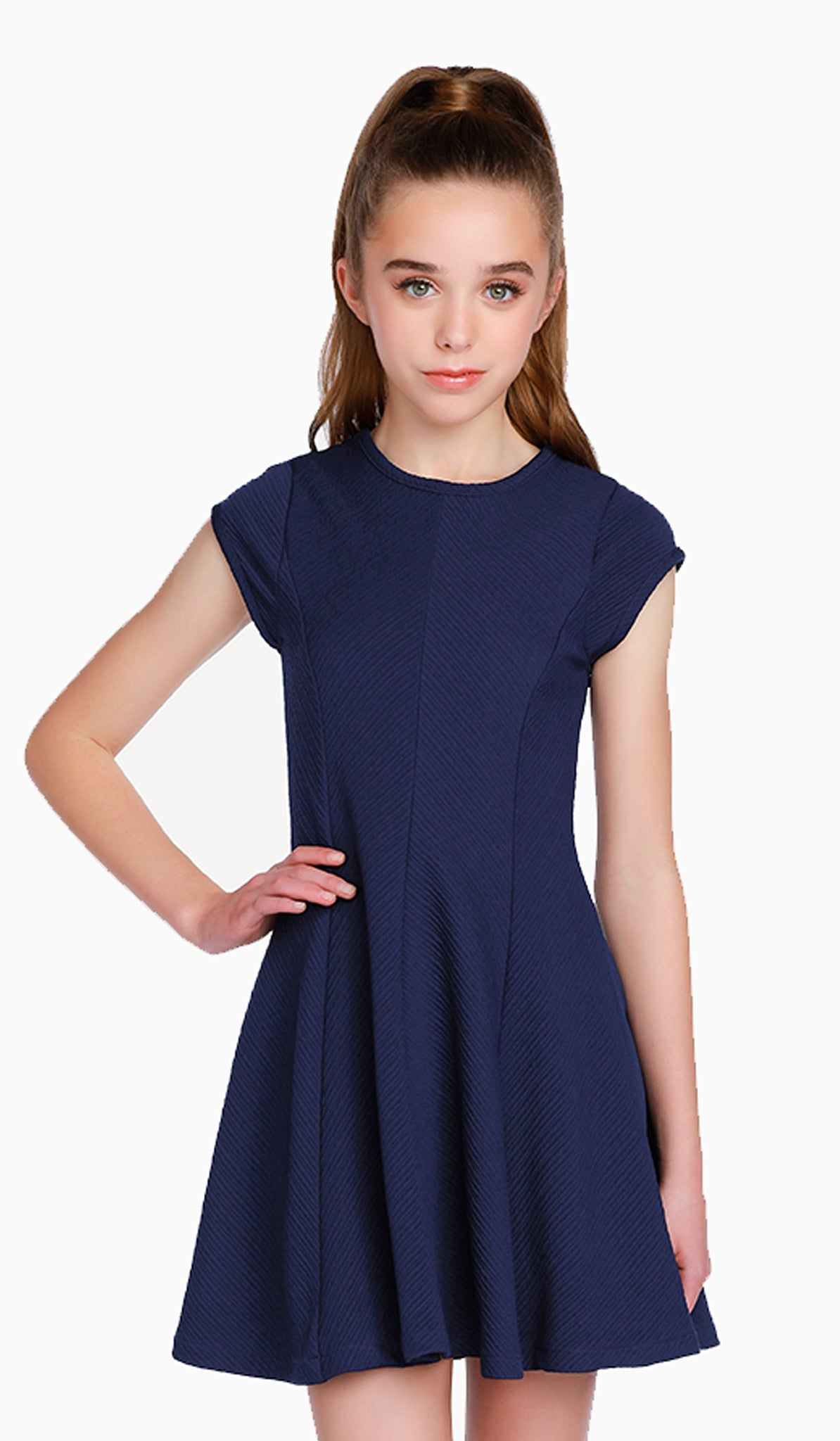 THE SANDRA DRESS - Sallymiller.com - [variant title] - | Event & Party Dresses for Tween Girls & Juniors | Weddings Dresses, Bat Mitzvah Dresses, Sweet Sixteen Dresses, Graduation Dresses, Birthday Party Dresses, Bar Mitzvah Dresses, Cotillion Dresses