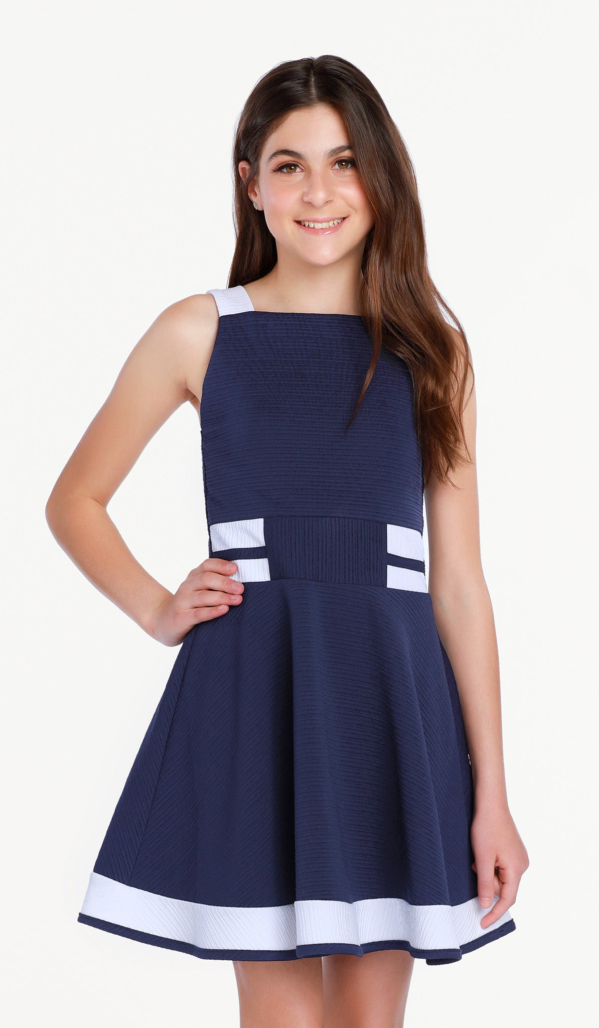 THE BRIDGET DRESS - Sallymiller.com - [variant title] - | Event & Party Dresses for Tween Girls & Juniors | Weddings Dresses, Bat Mitzvah Dresses, Sweet Sixteen Dresses, Graduation Dresses, Birthday Party Dresses, Bar Mitzvah Dresses, Cotillion Dresses